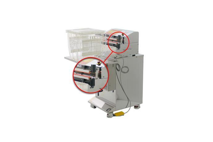 Table Type Nozzle Vacuum Packaging Machine (Electricity) APH-450ES-D details