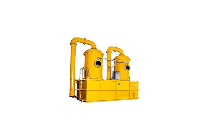 AQUS - Neutralizing Scrubbers Gas Feed Equipment and Control