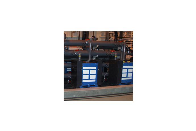 AQUS - OSHG of High Strength Sodium Hypochlorite Gas Feed Equipment