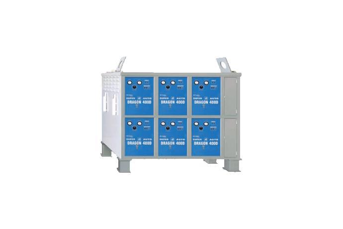 Plasma Power Supply DRAGON Series details