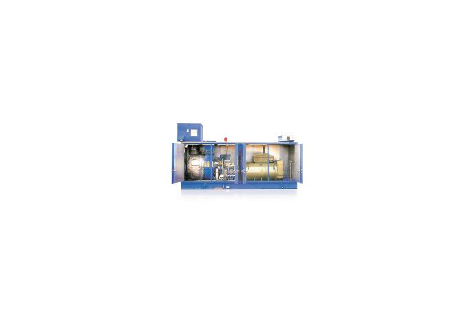 BOKUK - Gas Turbine Generator - KG2 3C/3E - Manufacturer of