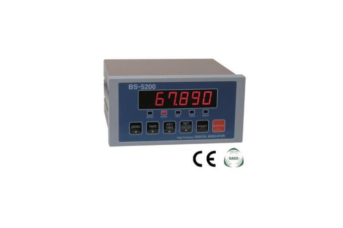 Digital Indicator BS-5200 details