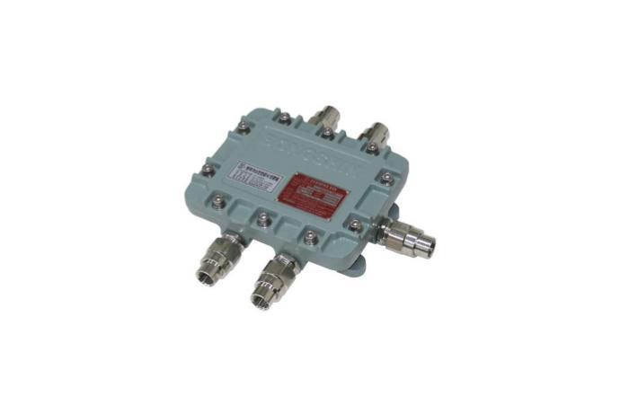 Flameproof type Summing Box TI-SBEX details