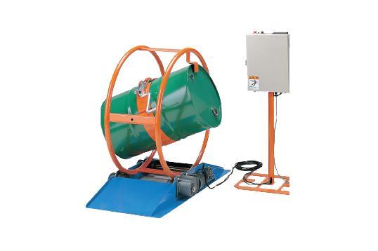 DAEWHA TECH - Drum Mixer - DWS-Series - Paste Equipment, Dry