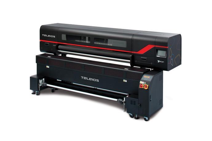 Printer Teleios Hexa details