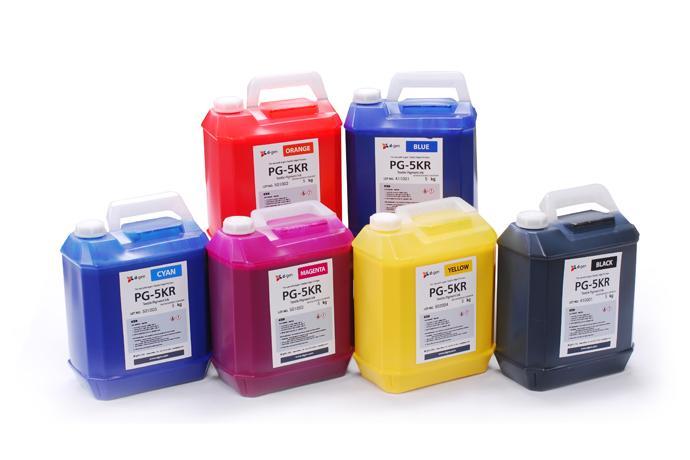 Pigment Ink PG-5KR details