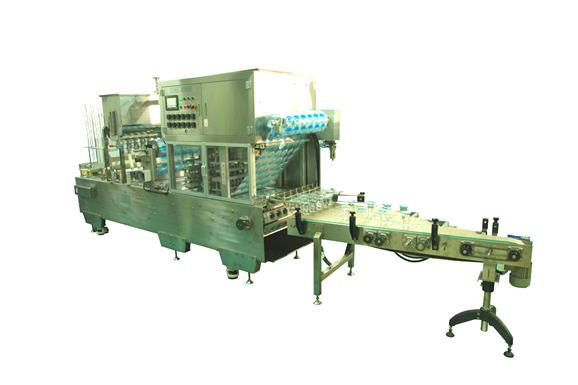 Automatic Cup Sealing Machine  details