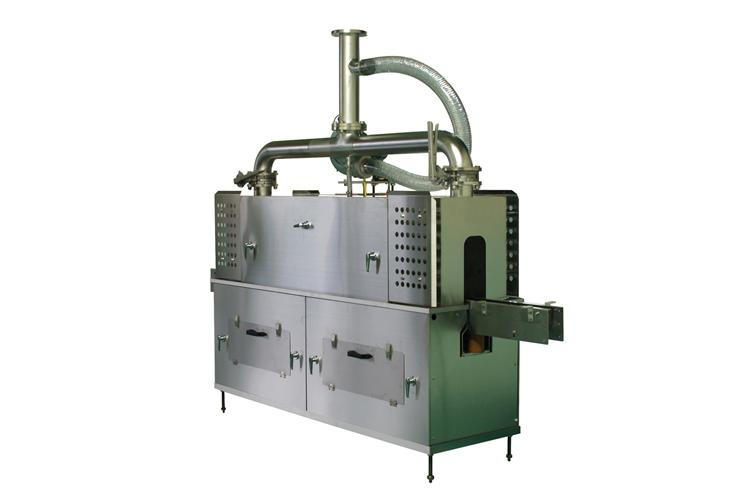 Tunnel shrink Wrapping Machine DB-730 details
