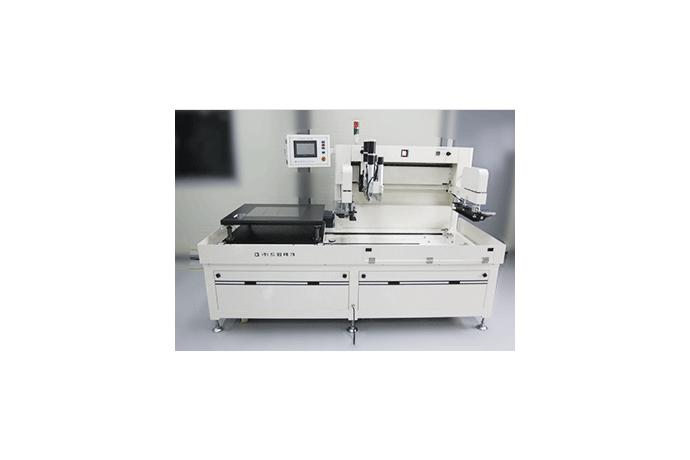 Semi-Automatic Screen Printing VPS Series details