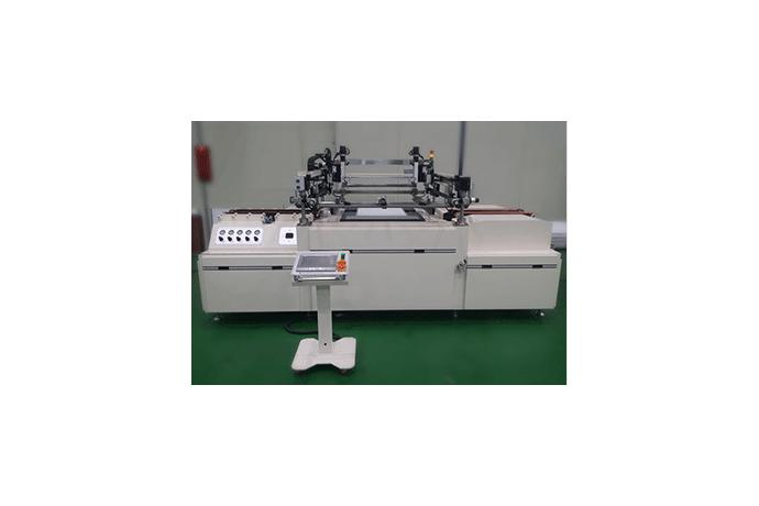 Automatic Screen Printing STP Series details