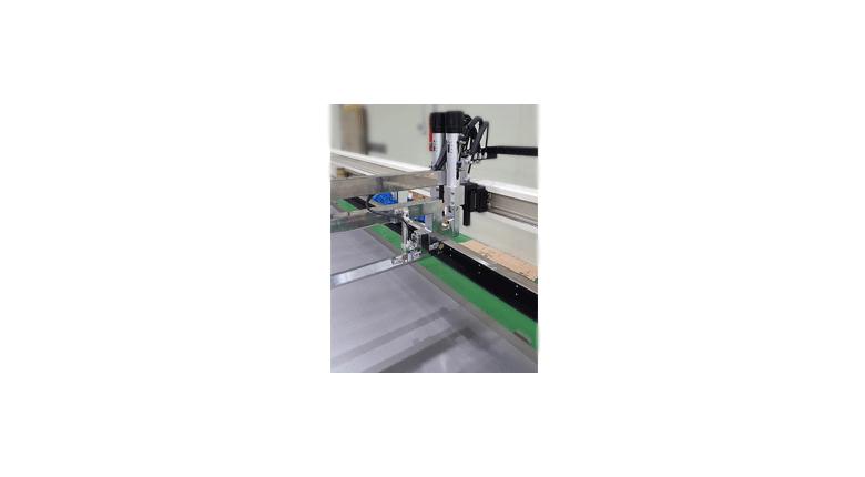 Manual Hand Printing : Swing S/Q S/Q details