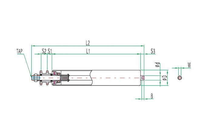 Accumulation Roller AC-R (INS/P) details