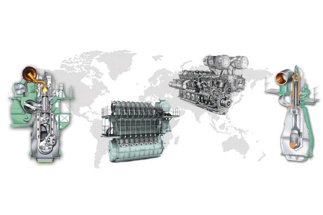Diesel Engine  details