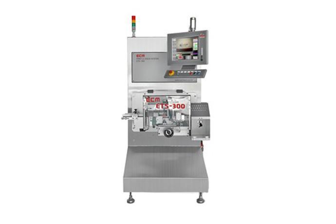 Print & Check System ETS-300 details
