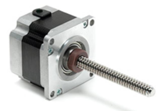 Erae Tech - Nema 23/56 mm Linear Actuator Cool Zero Servo, Cool Zero