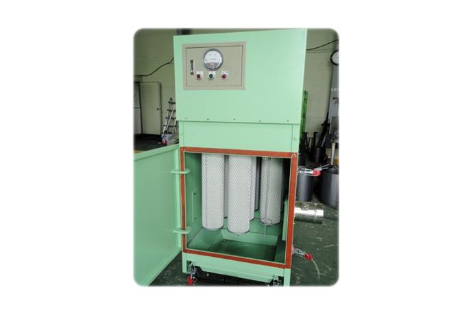 Cabinet Type Collector HDC-Series details