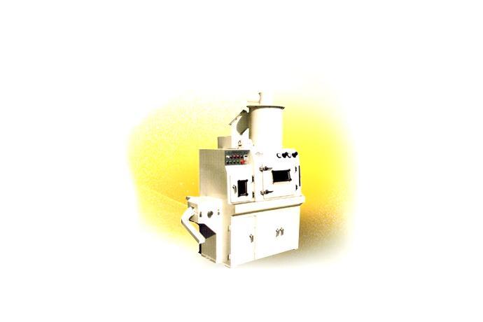 Dry Type Lead Flame 전용 Burr 제거기 Conveyor LF100 details