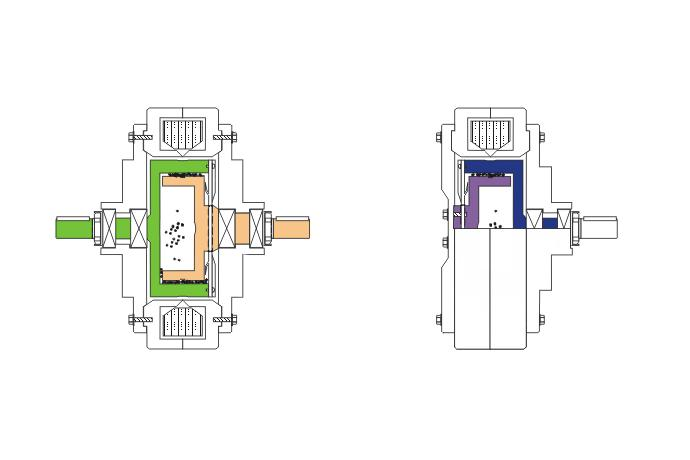 Brake & Clutch The operating principle & structure  details