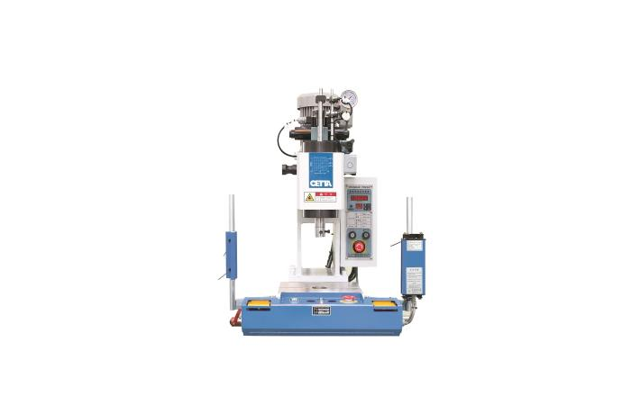 Bench Type Hydraulic Press (1 Ton) CETTA-1S details