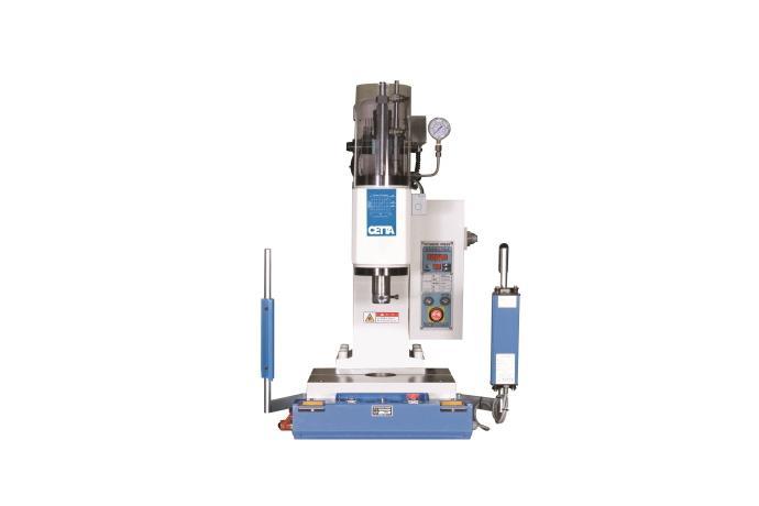 Bench Type Hydraulic Press (2 Ton) CETTA-2 details