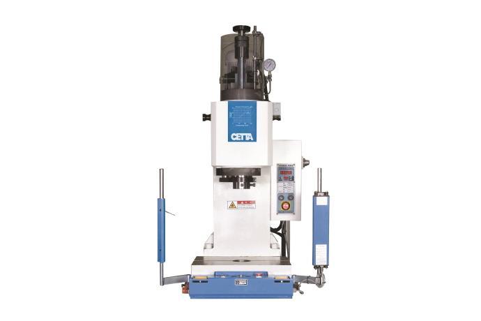 Bench Type Hydraulic Press (15 Ton) CETTA-15 details