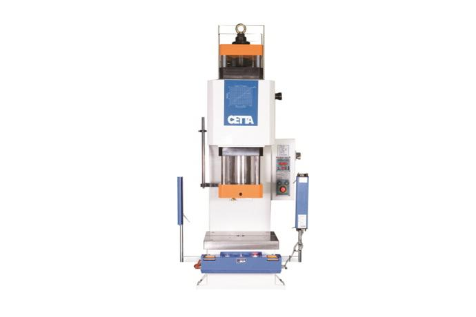 Bench Type Hydraulic Press (30 Ton) CETTA-30 details