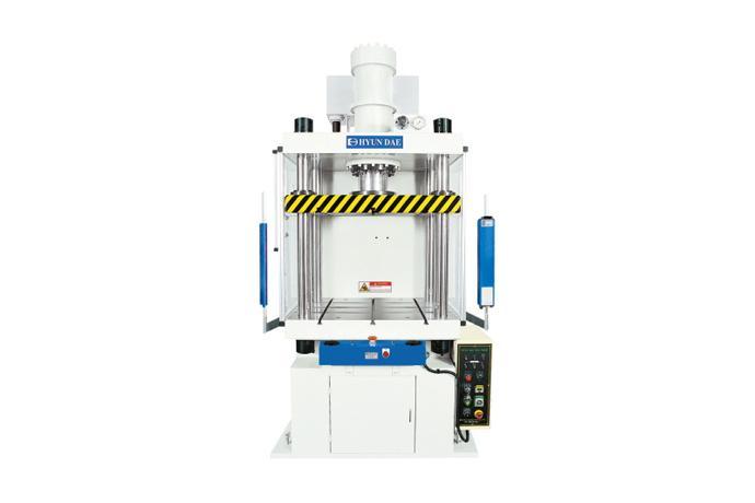 4-Post Hydraulic Press H4P-Series details