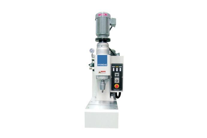 Hydraulic Riveting Machine (Bench Type) HHR-10/15 details