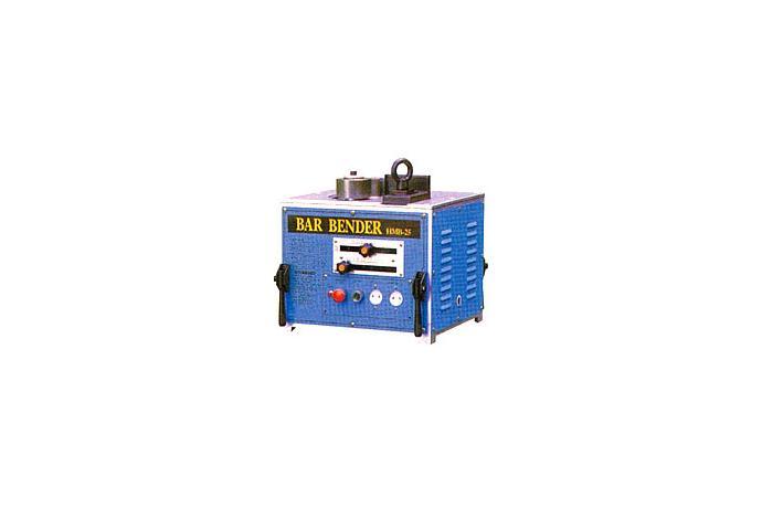 HOJIN MACHINERY - Rebar Bending Machine - HMB-25 - Automatic