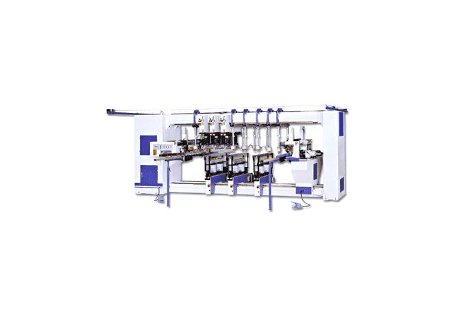 Auto Multi Spindle Boring Machine HWAB-218 details