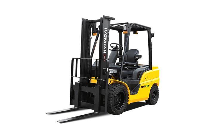 Diesel Forklifts (1.0~3.3 ton) 22/25/30/33D-9E details