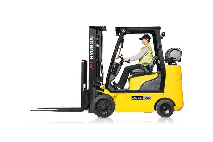 LPG Forklifts (1.0~3.3 ton) 25/30LC-7M details