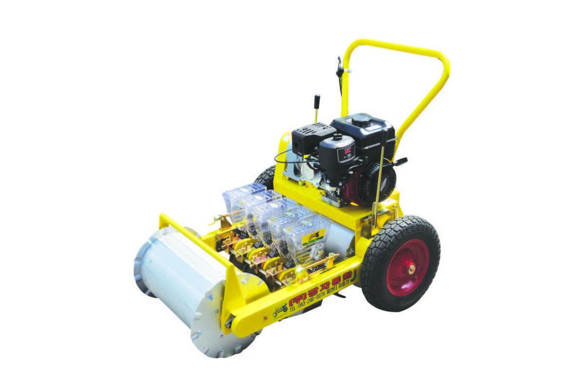 Powered Type Seeder JAS502, JAS802B, JAS901C, JAS1000C details