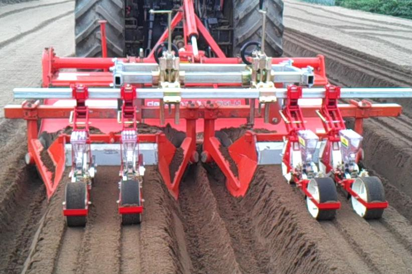 Tractor Attached Type Seeder JPH, JTS1500S details