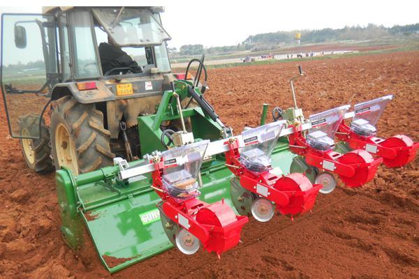 Tractor Attached Type Seeder JDT4, JDTU details