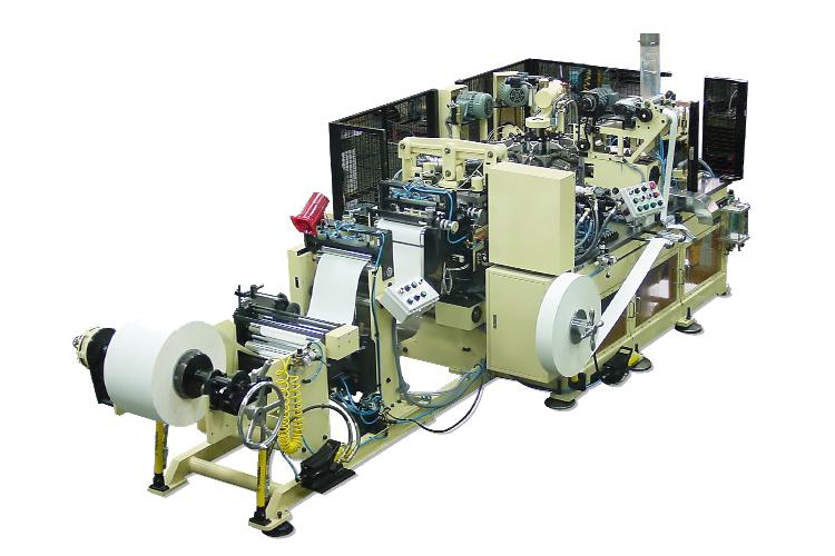 Jinsung ENT - Automatic High Speed Paper Cup Making Machine