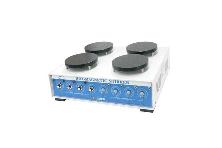 Multi hot-plate magnetic stirrer J-MS4/MS6 details