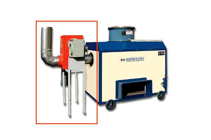 Exhaust Heat Reclaimer TJHP-60, TJWP-70 details