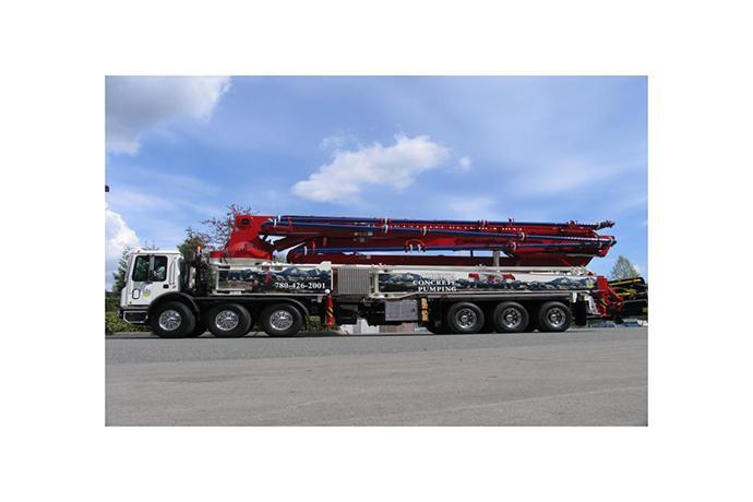 Boom Pump JJRZ57 details