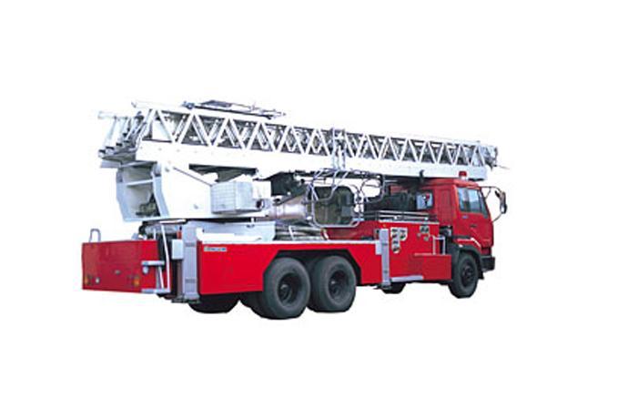 Ladder Truck  details