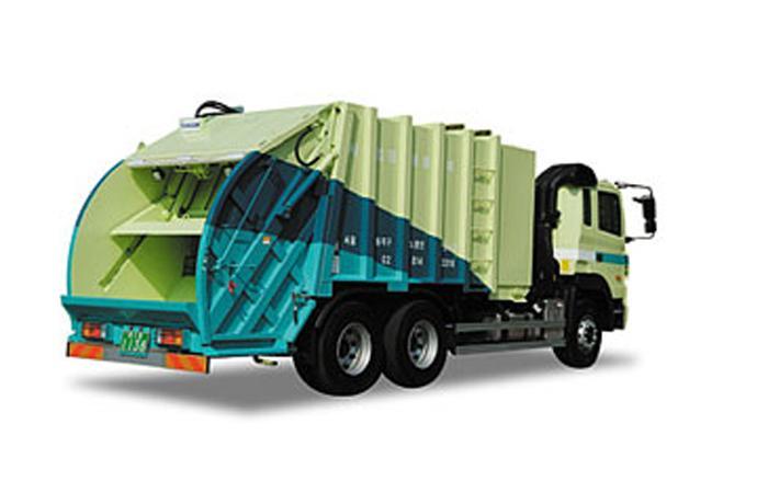 Garbage Compactor  details