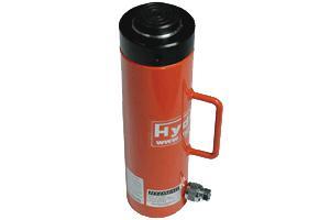KOREA HYDMAG - Lock Nut Cylinders - HLN-Series - Hydraulic Cylinder