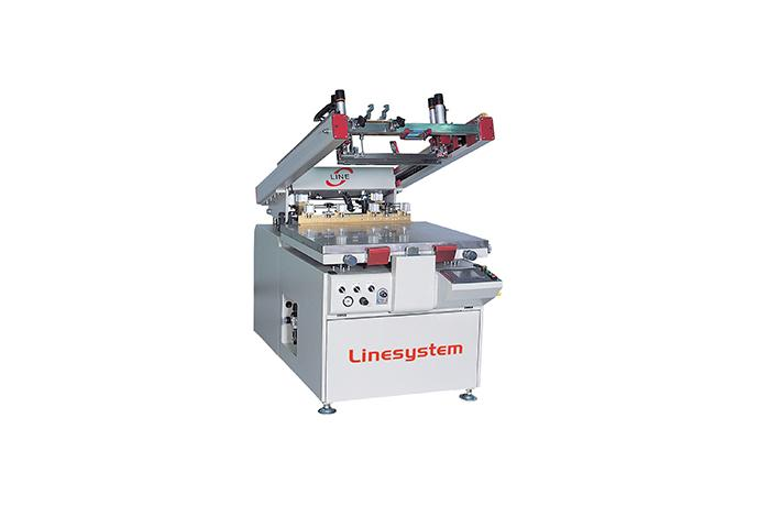 Semi Automatic Screen Printing Machine LSP Series details