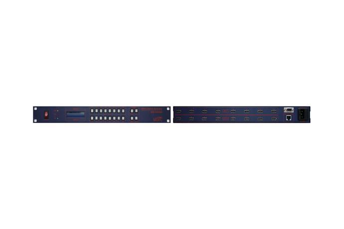 맥스디지털테크(주) - HDMI Matrix Switcher - MMS-800HDMI - Audio