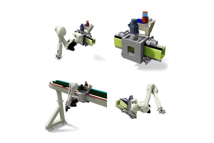Maxrotec - Gantry Robot - MGR20 - Products