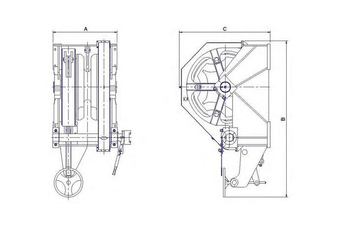 Cable Lifter Unit  details