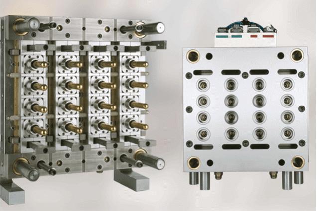 Moltech Korea - Pet Perform injection Mold Mold of PET