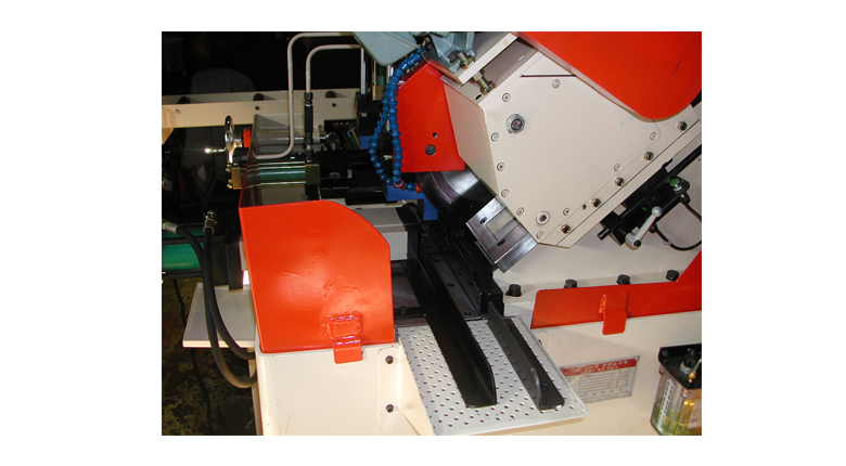 High Speed Steel Saw Machine NYCS-350A details