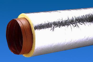 Sehan Flex - Glass Fiber Fabric Flexible Duct Series