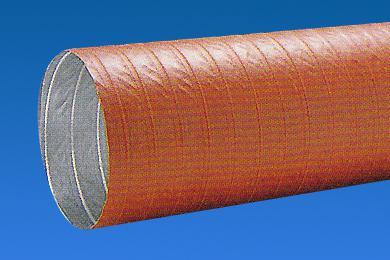 Sehan Flex - Glass Fiber Crean Fabric Flexible Duct Flexible